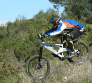 mountain biking in Jávea