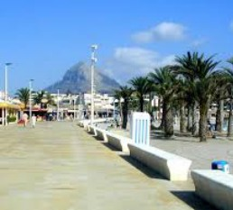Jávea beach el Arenal