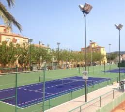 Club de tennis Jávea