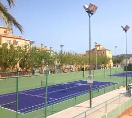 Club de tenis Jávea
