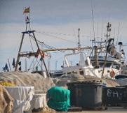 porto di pesca di Jávea