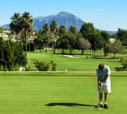 Golf club Jávea